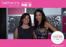 Meeting Bethenny Frankel